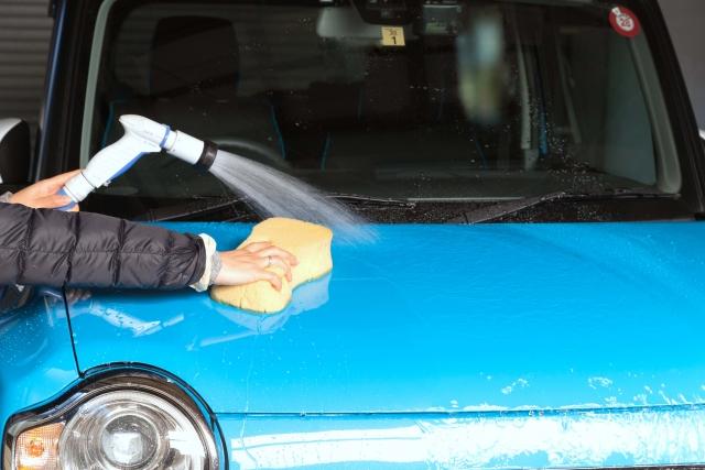 車買取り 掃除