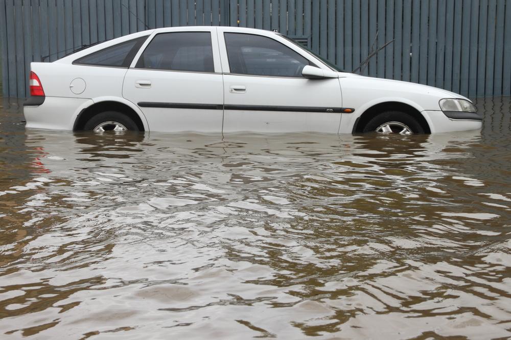 水没車 買取