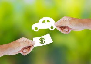 車を売って新車を購入する