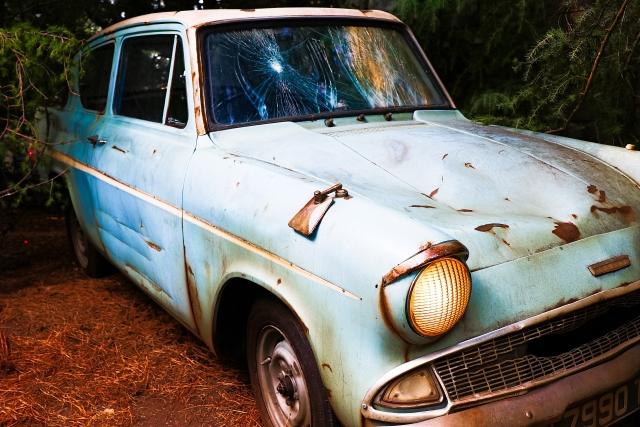 古い車を売る